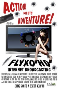 Flyxo HD Posters Made by Darren Ewing The Great